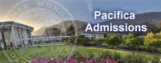 banner | Pacifica Admissions
