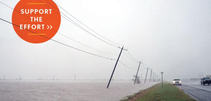 Hurricane Harvey Emergency Response Efforts