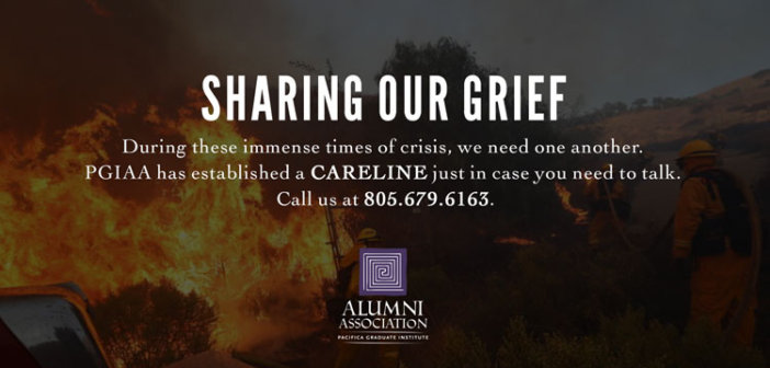SHARING OUR GRIEF
